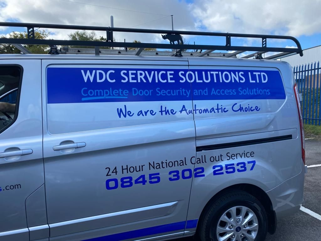 New Vehicles for WDC